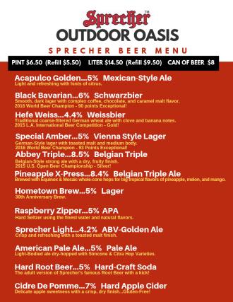 OUTDOOR OASIS beer MENU PAGE (2)